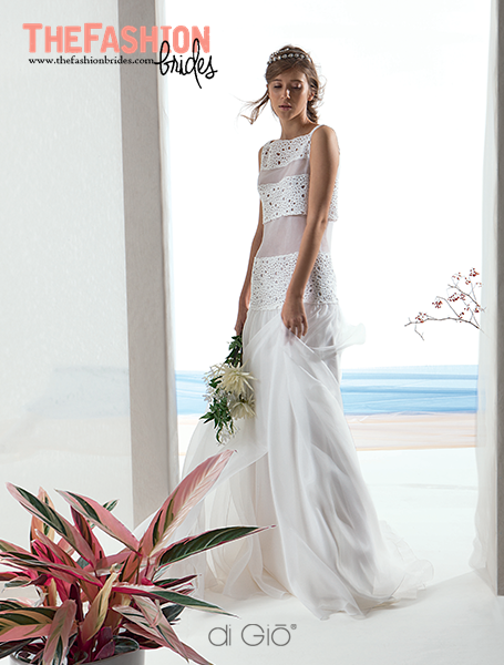 Le spose di gio wedding dress style c1122 la