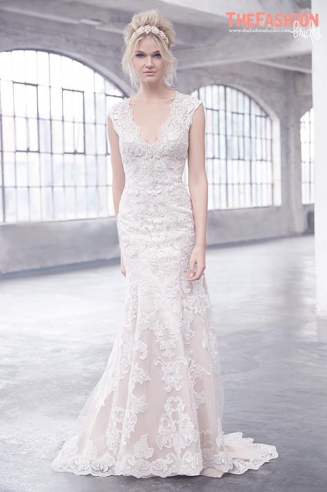 Madison James 2016 Spring Bridal Collection | The FashionBrides