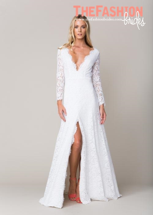 Sarah Seven 2016 Fall Bridal Collection | The FashionBrides