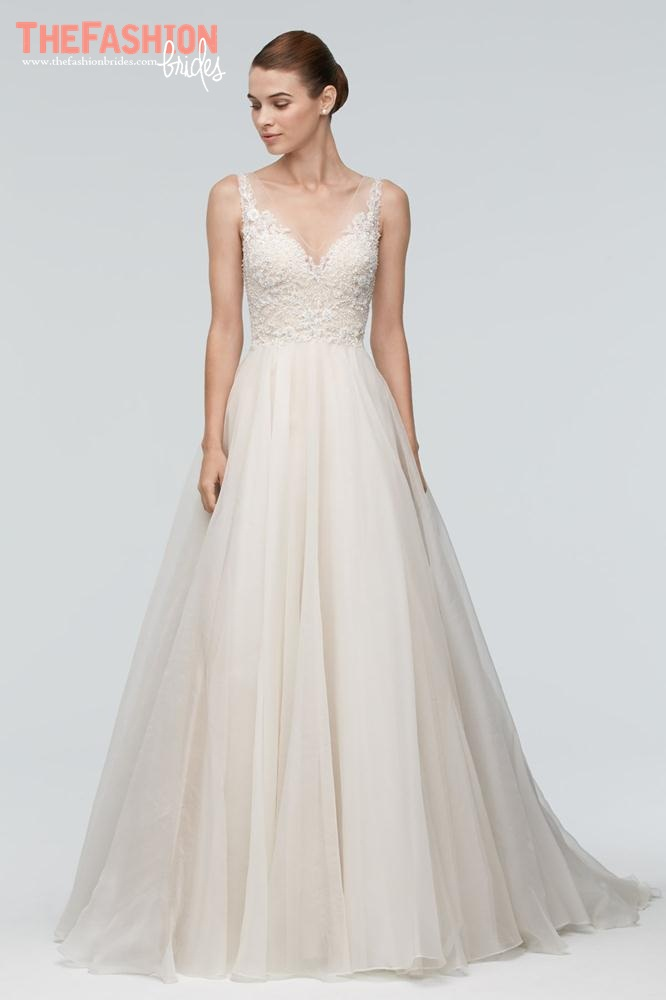 Watters 2016 fall bridal collection the fashionbrides for Wholesale wedding dresses dallas tx