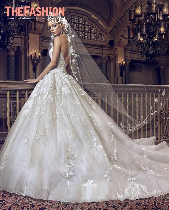 Jorge Manuel 2016 Bridal Collection Wedding Gowns Thefashionbrides67