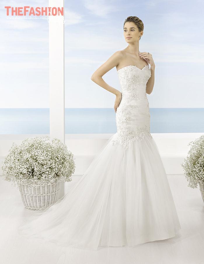 Wedding Dresses  Luna : Luna novias bridal collection wedding gowns thefashionbrides