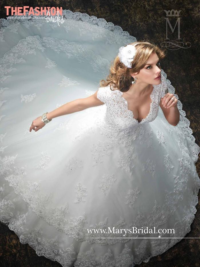 Meet the designer: Mary\'s Bridal   The FashionBrides
