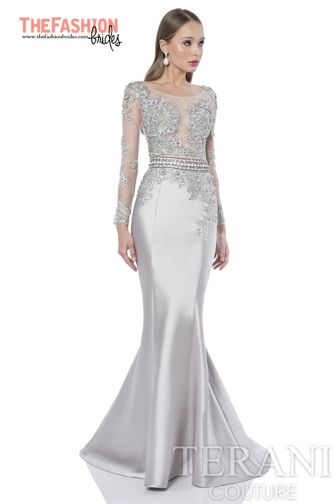 Terani couture spring 2016 evening collection the for Terani couture wedding dress