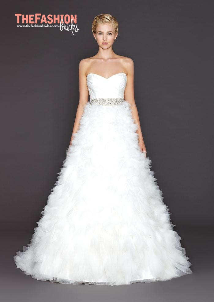 Winnie Couture Spring 2016 Bridal Collection   The FashionBrides