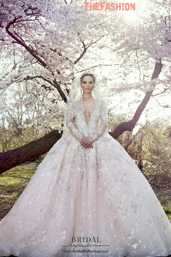 Meet the designer ysa makino the fashionbrides for Ysa makino wedding dress