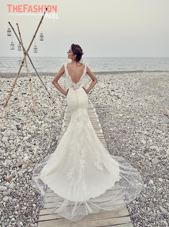 Eddy k 2016 fall bridal collection the fashionbrides for Eddy k wedding dress