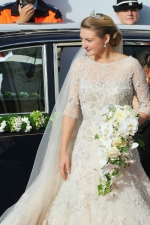 princess-stephanie-luxembourg-wedding-ellie-saab (7)