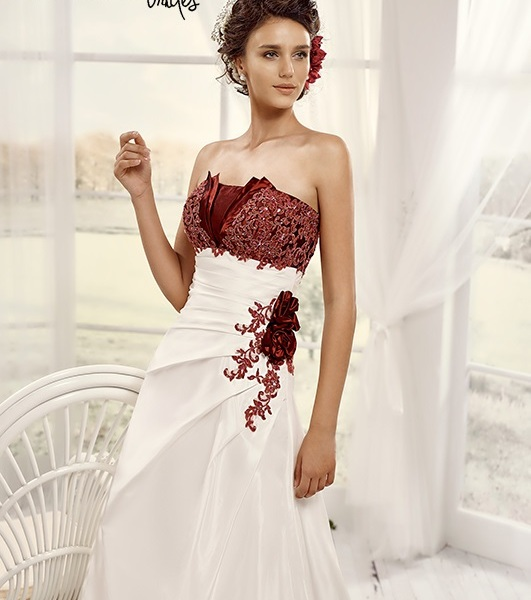 61847fe7690 Mademoiselle by Pronuptia 2016 Spring Bridal Collection