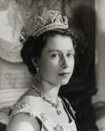 NPG P1469; Queen Elizabeth II by Cecil Beaton