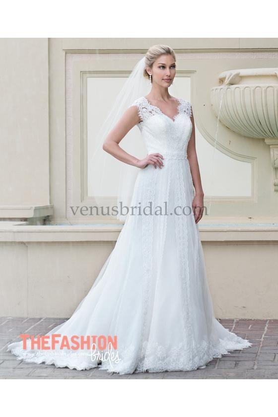 venus-bridal-2016-collection-wedding-gown-40 | The FashionBrides