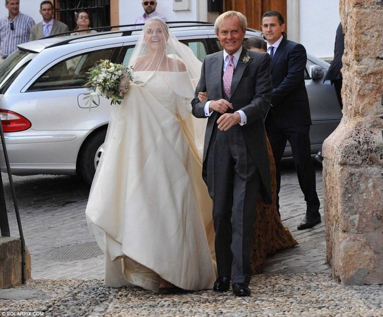 Celebrity-Wedding-Lady-Charlotte-Wellesley-Alejandro-Santo-Domingo (3)
