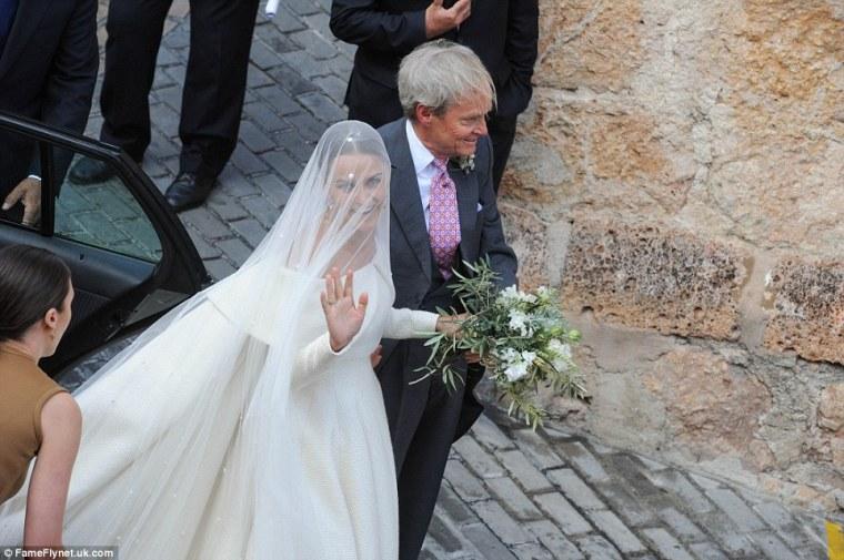 Celebrity-Wedding-Lady-Charlotte-Wellesley-Alejandro-Santo-Domingo (8)