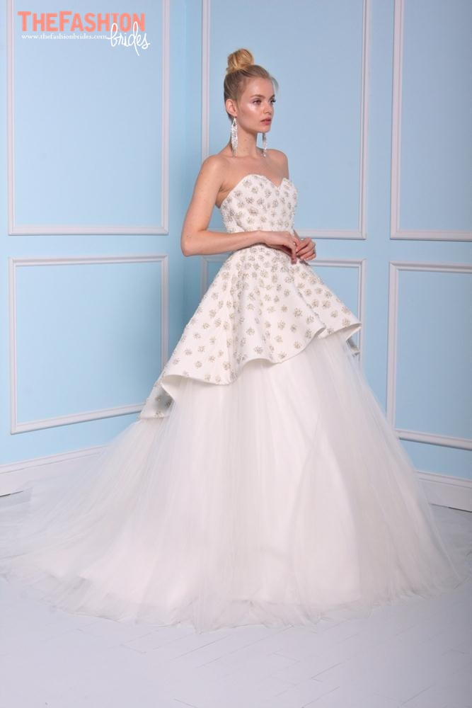 cristian-siriano-fall-2016-wedding-gown-05 | The FashionBrides