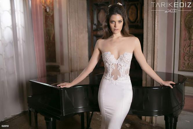Tarik Ediz 2016 Spring Bridal Collection The Fashionbrides
