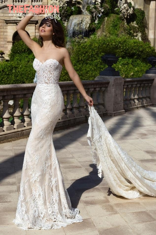Crystal design spring 2017 wedding gown 33 the fashionbrides for How much are crystal design wedding dresses