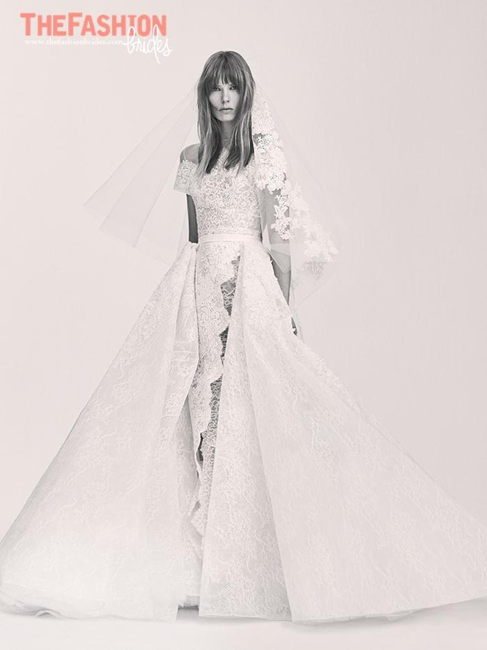 Elie saab 2017 spring bridal collection the fashionbrides for Elie saab wedding dresses 2017