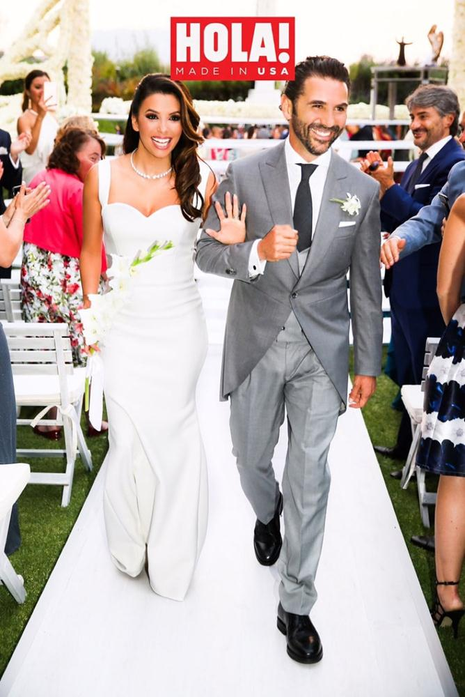 Eva-Longoria-Wedding-Dress-Photo