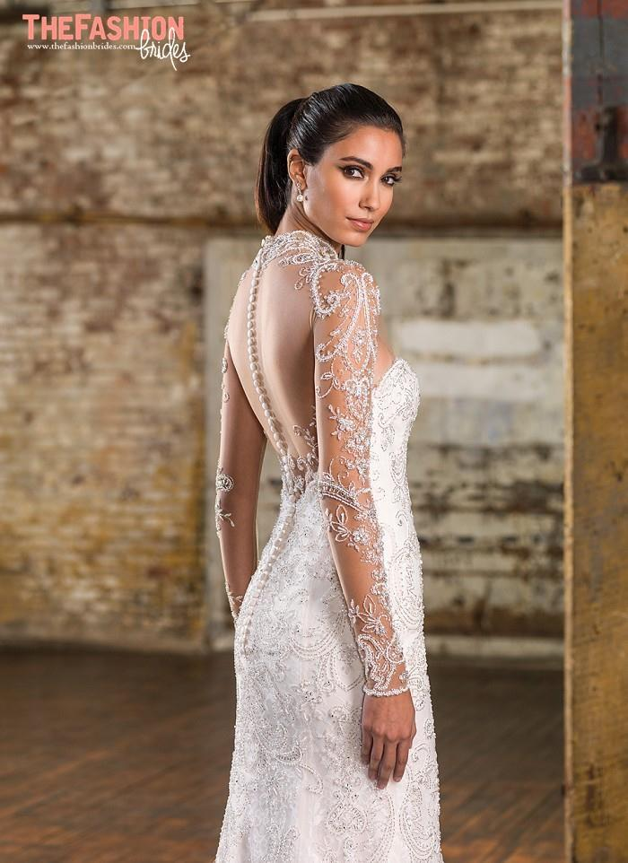 The Most Impressive Sexy Back Wedding Gowns The