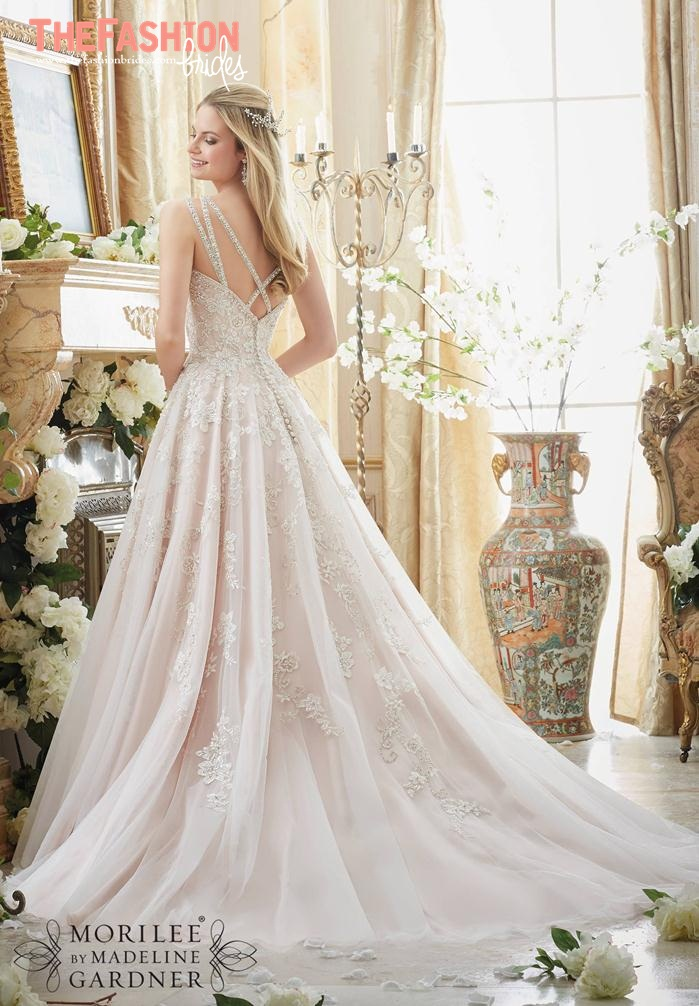 Wedding Dresses 2017 Mori Lee : Mori lee fall bridal collection the fashionbrides