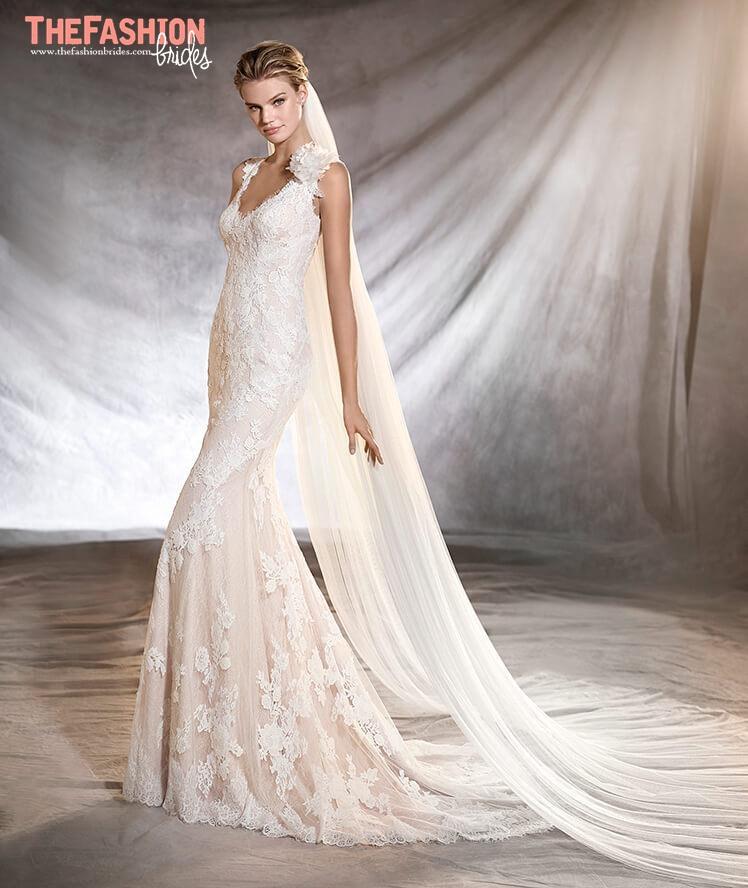 Pronovias 2017 Spring Bridal Collection | The FashionBrides
