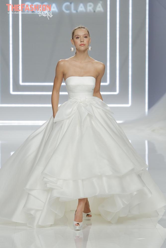 Wedding Dresses 2017 Rosa Clara : Rosa clara spring bridal collection runway the