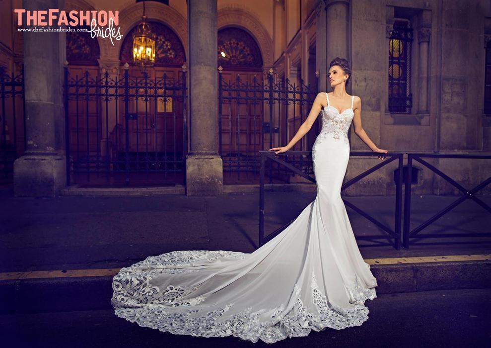 Dimitrius dalia 2016 spring bridal collection the for Dimitrius dalia wedding dresses