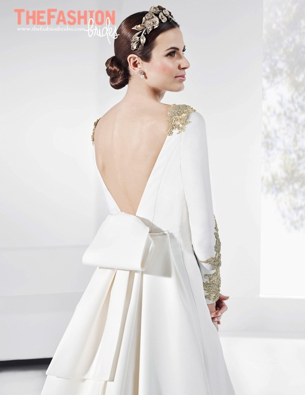 Franc Sarabia Wedding Gown Collection