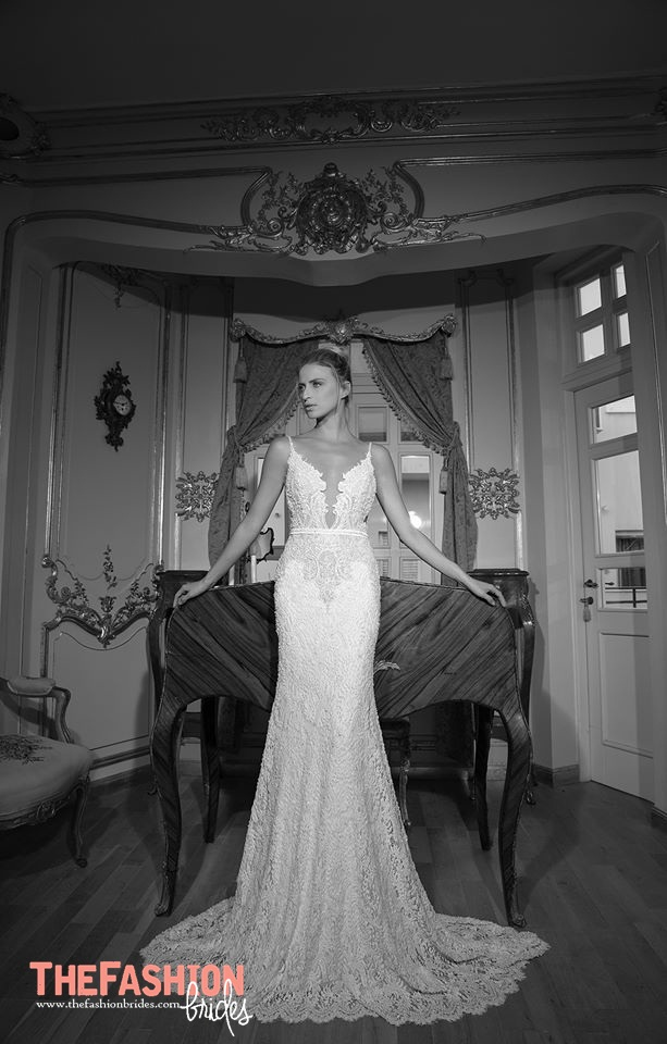 Michal medina 2017 spring bridal collection the for Michael medina wedding dress