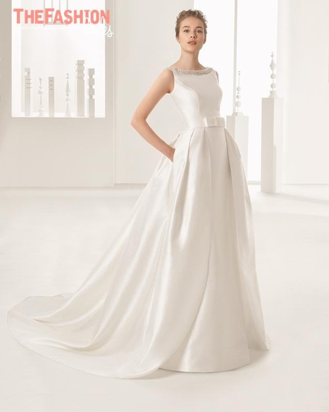 Wedding Dresses 2017 Rosa Clara : Rosa clara spring bridal collection the fashionbrides