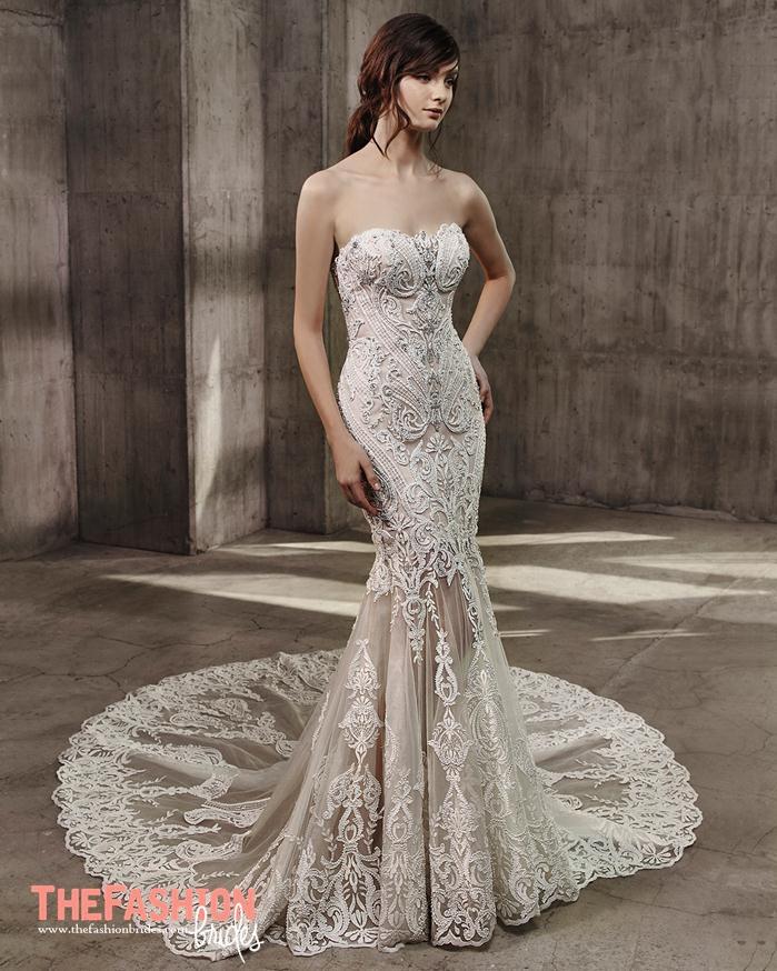 Badgley mischka 2017 spring bridal collection the for Wedding dress badgley mischka