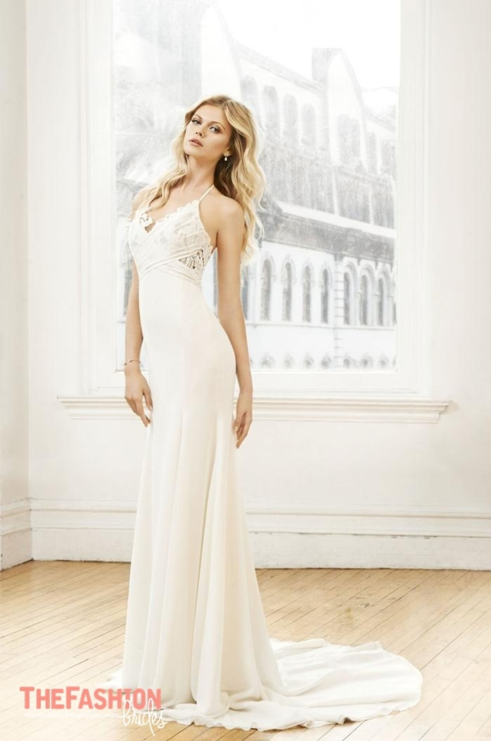 Blush by hayley paige 2016 fall bridal collection the for Wedding dresses spring tx