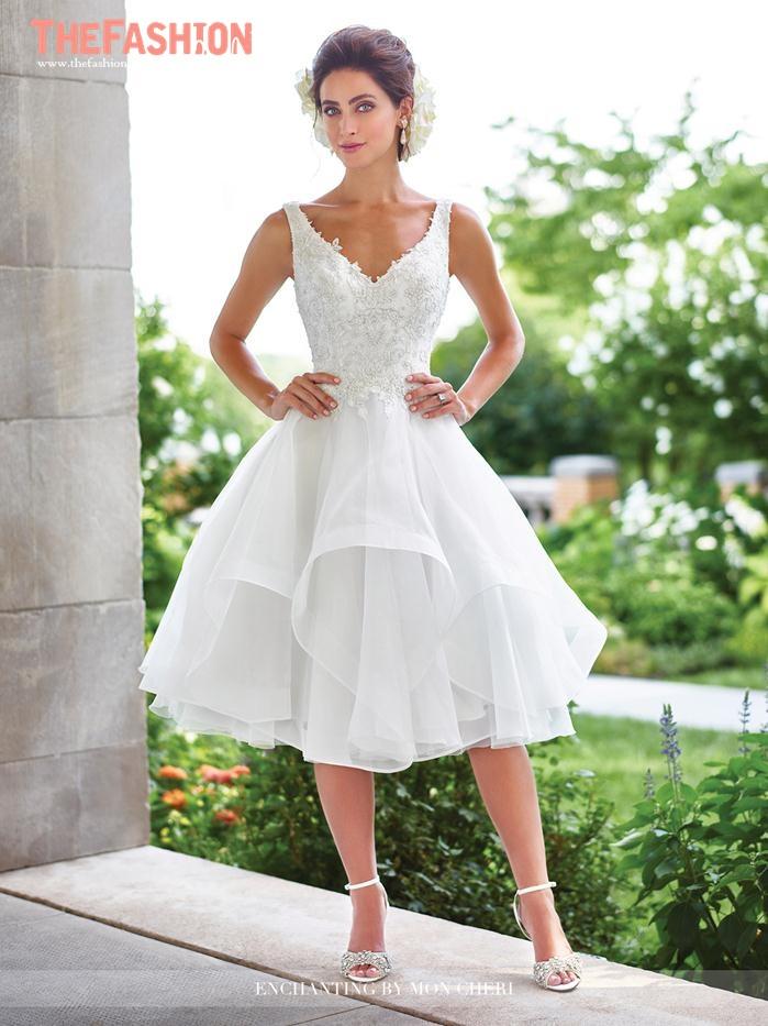 Wedding Gown Guide: Short Bridal Dress