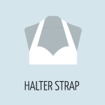halter-strip