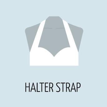 halter-strip