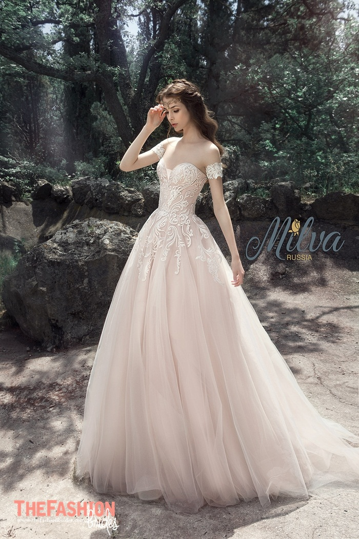 Milva 2017 Spring Bridal Collection The Fashionbrides