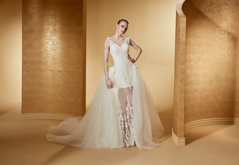 Wedding Dress S Price Guide : Wedding gown guide detachable train the fashionbrides