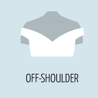 off-shoulder