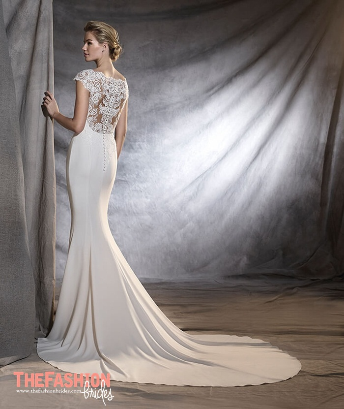 The 25 Most Pinned Wedding Dresses Of 2016: Pronovias 2017 Spring Bridal Collection