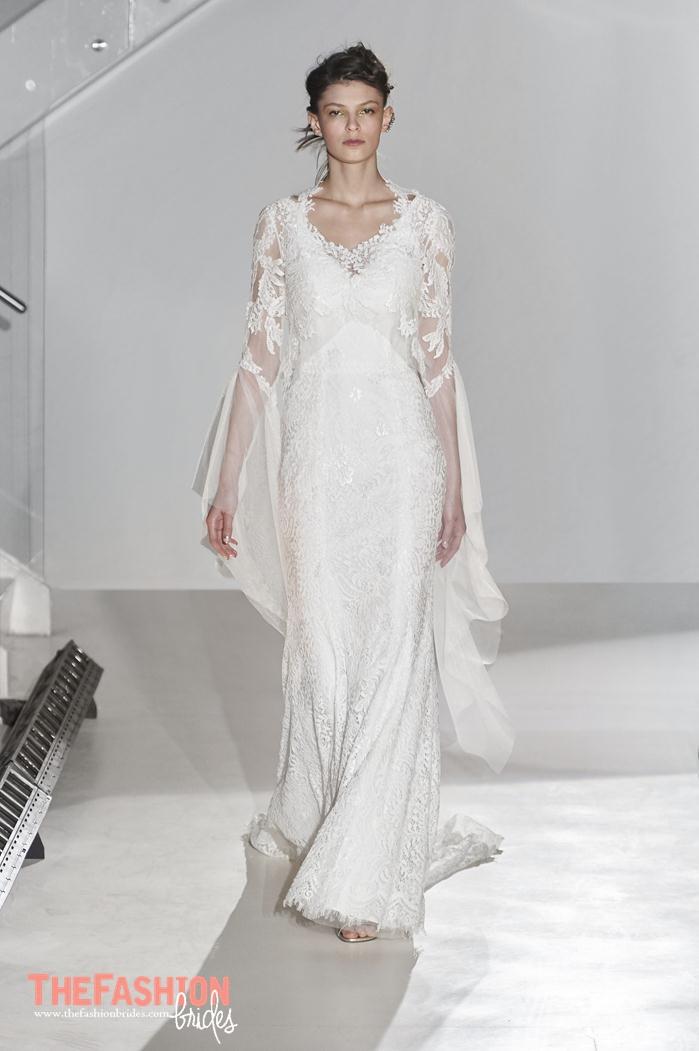 Boho Chic Ti Adora Wedding Dress Collection Spring 2017 : Ti adora fall bridal collection the fashionbrides