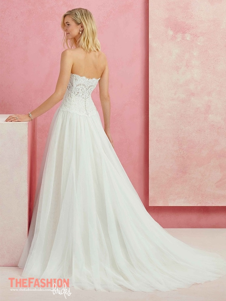 Beloved by casablanca 2017 spring bridal collection the for Casablanca wedding dresses prices