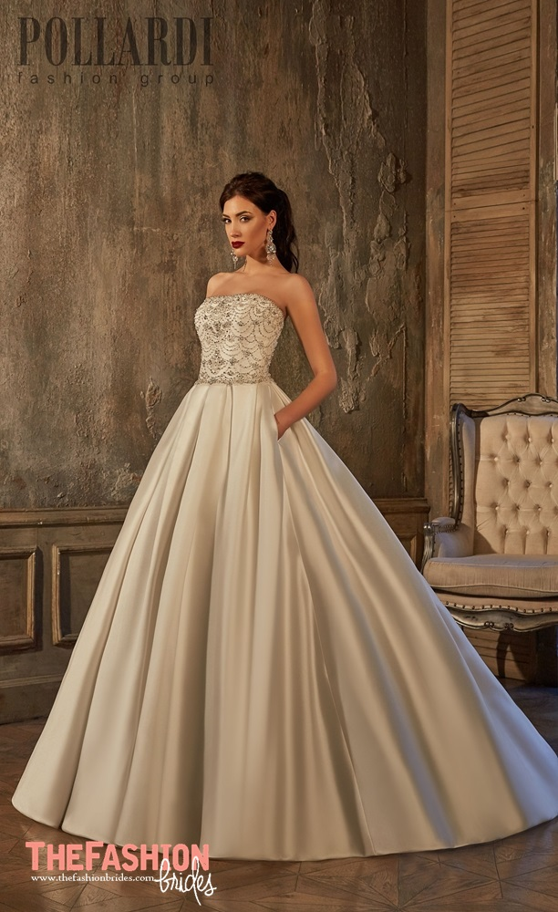 9345f857e62 Wedding Gown Guide  Full with Front Pleats