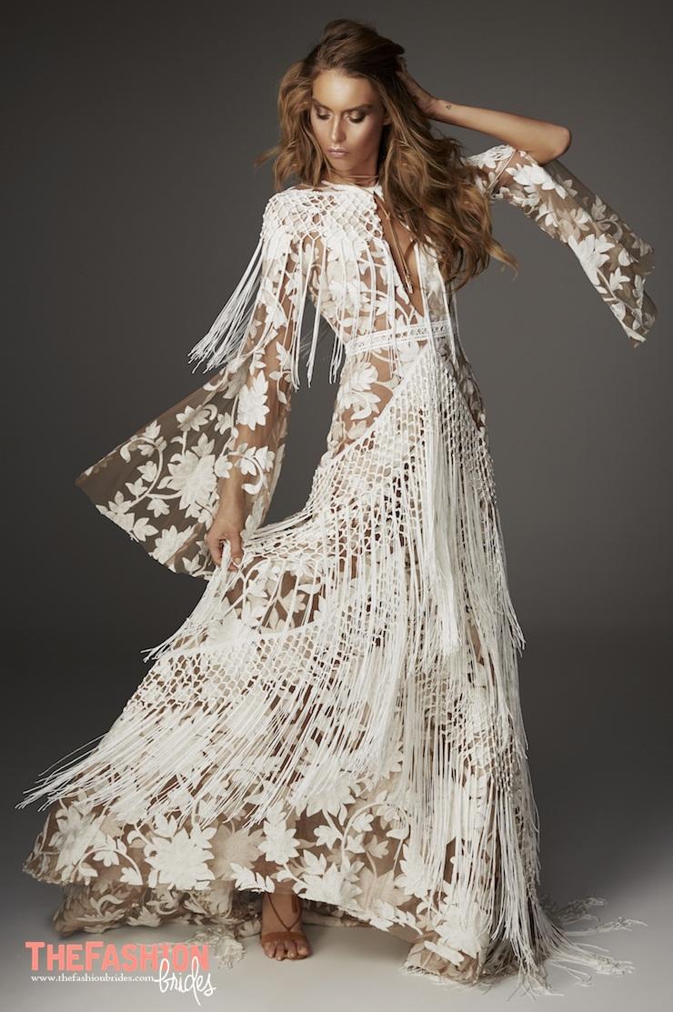 Vintage Wedding Dress Manchester : Rue de seine spring bridal collection the fashionbrides
