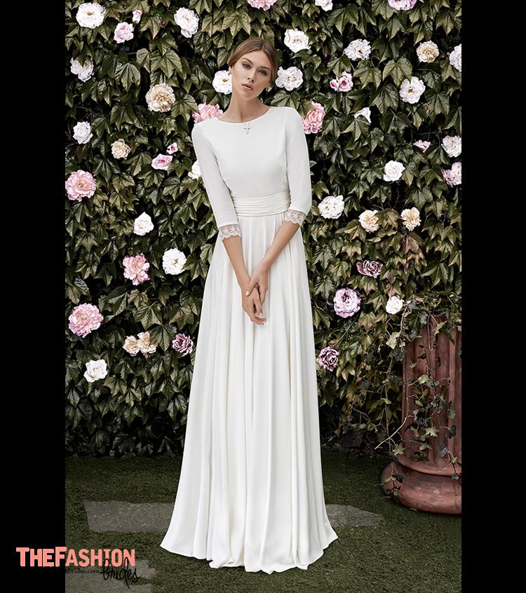 Cristina Tamborero 2017 Spring Bridal Collection