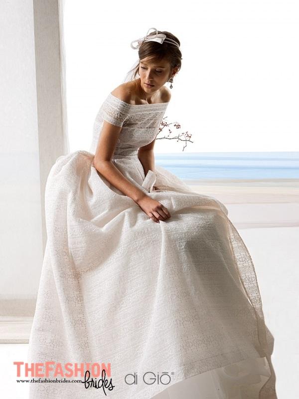 f44ddc830d8f Le spose di Gio 2017 Spring Bridal Collection – The FashionBrides