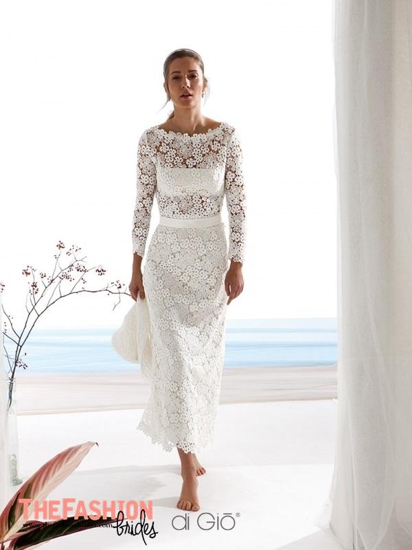 9889a61c7f2a Le spose di Gio 2017 Spring Bridal Collection