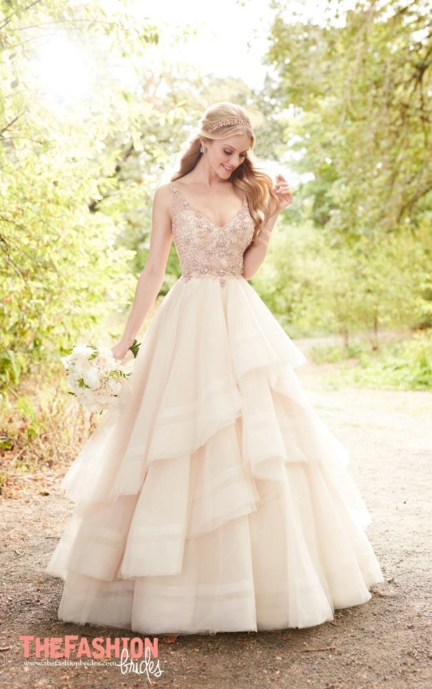 Wedding Gown Guide: Horsehair Edge