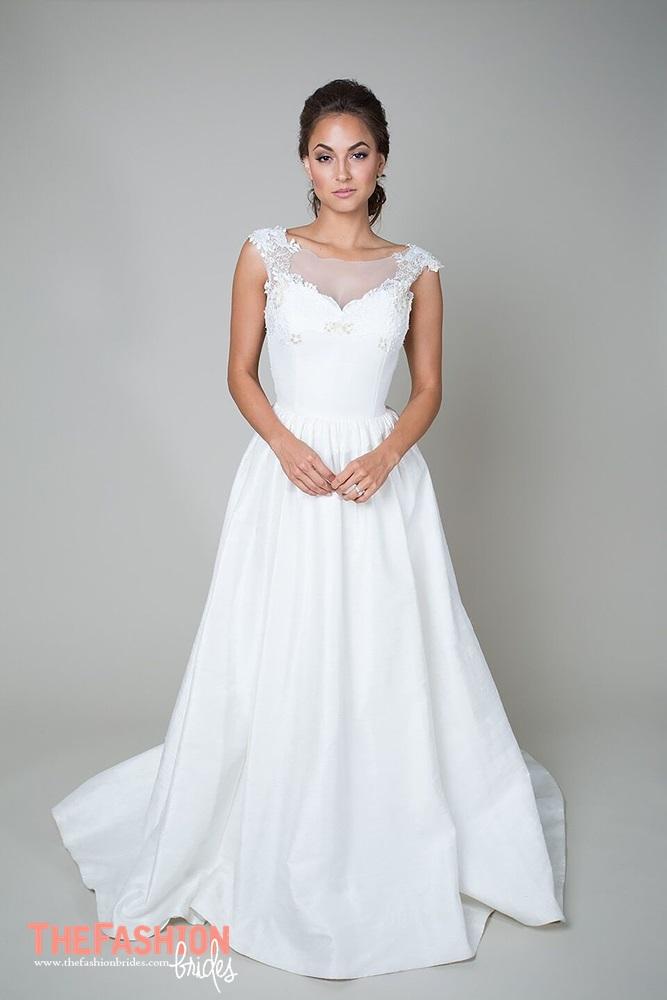 Heidi Elnora 2017 Spring Bridal Collection