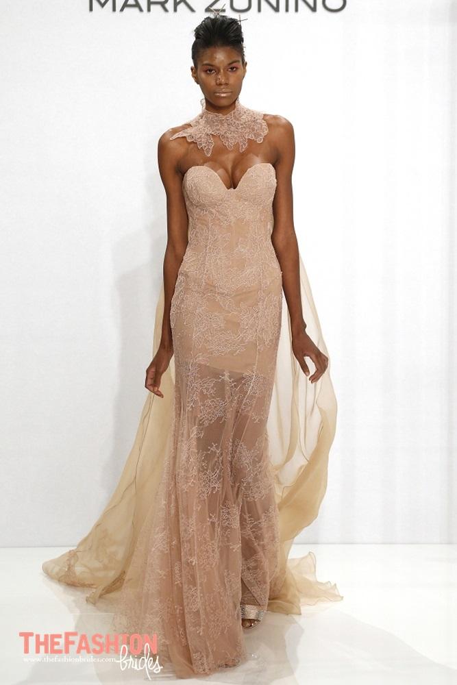 Mark Zunino 2017 Spring Bridal Collection | The FashionBrides