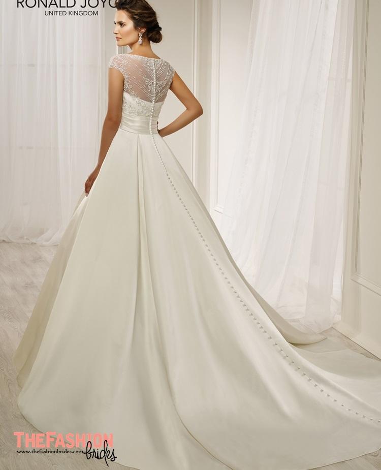 Ronald Joyce Fall 2017 Bridal Collection